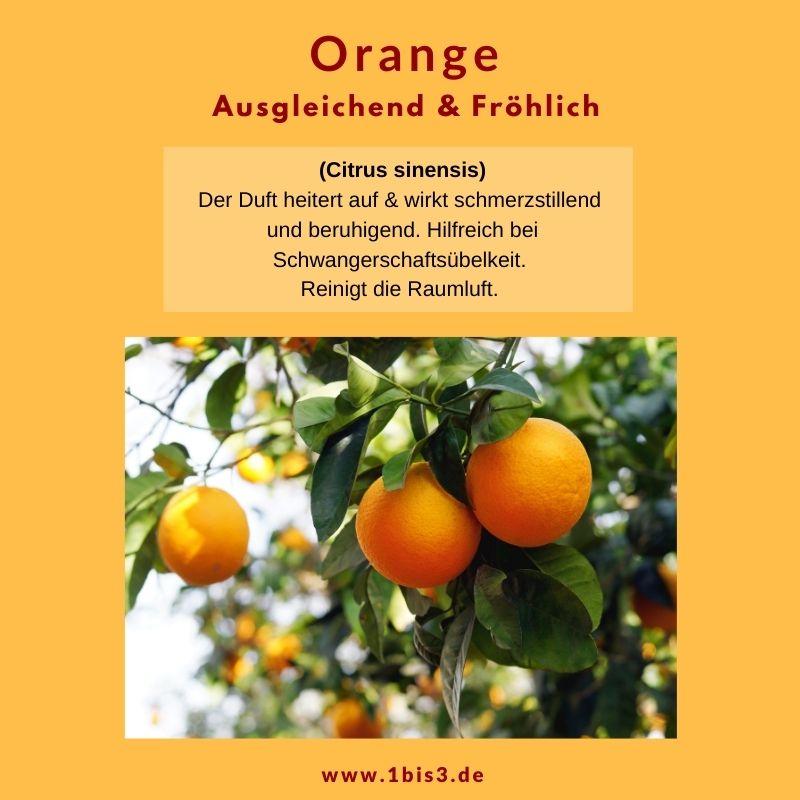 Orange ätherisches Öl 10 ml