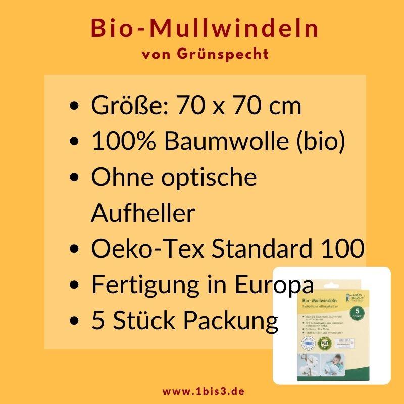 Bio-Mullwindel von Gruenspecht