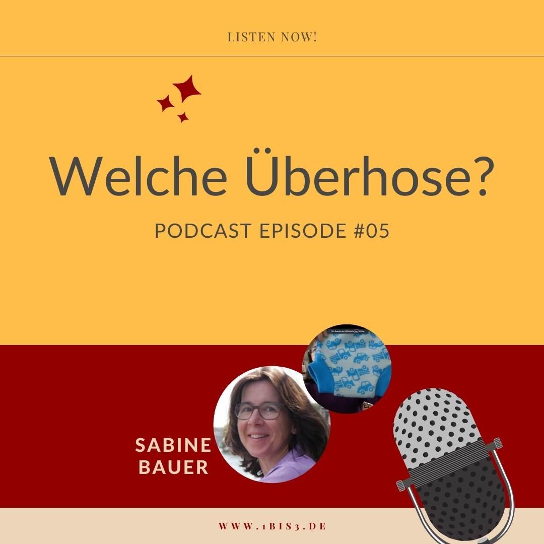 Podcast Stoffwindeln - Welche Überhosen gibt es?