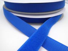 Touch Tape 25 mm Klettband - blau (Flausch oder Haken)