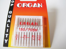 Universal Nähnadel 70 bis 100 (5 Stück) Organ