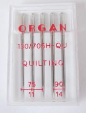 Quiltnadeln 75-90 (5 St.) Organ