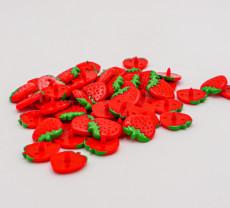 KAM Snap Erdbeere Cap 100 Stück in B01