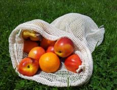 Obst & Gemüsenetz Groß (37x30 cm)