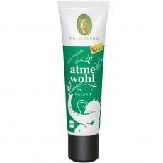 Atmewohl Baby & Kinder Balsam bio (30 ml)