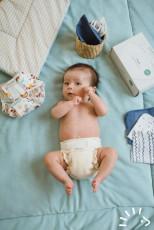 Newborn MiniFit Frottee Organic GOTS (Popolini)