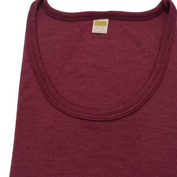 Stillunterhemd Wolle/Seide