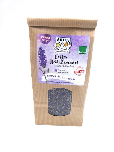 Lavendelblüten von Aries (30 g)