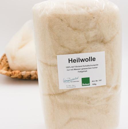 Heilwolle (Bioland) 100g