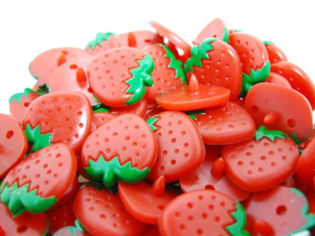 KAM Snap Erdbeere 500 Sets