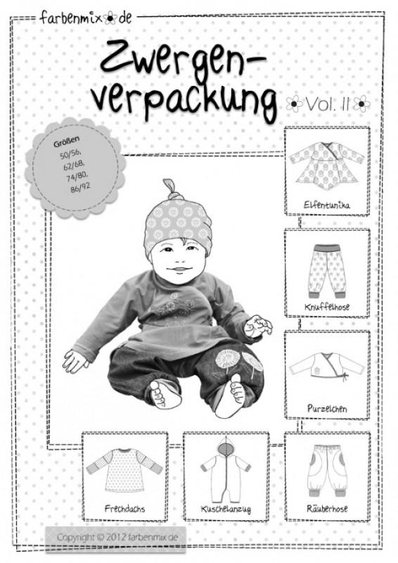 Farbenmix Zwergenverpackung Vol. 2