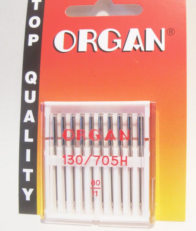 Organ Nadeln - Universal 90 (10 Stück)