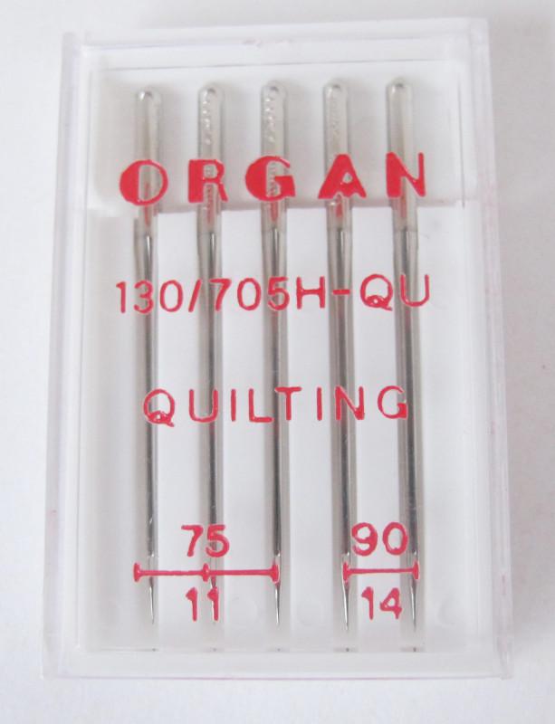 Organ Quiltnadeln 75-90
