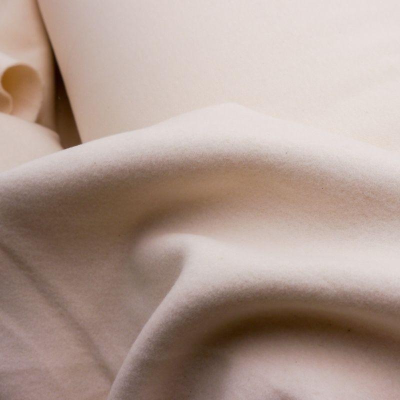 Fleece Bio-Baumwolle (ab 20 cm)