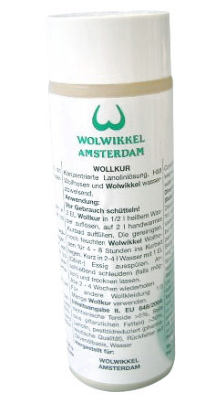 Wollkur Wolwikkel 250 ml