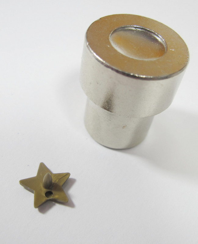 Aufsatz DK 98  Sternesnaps - nur Unterteil