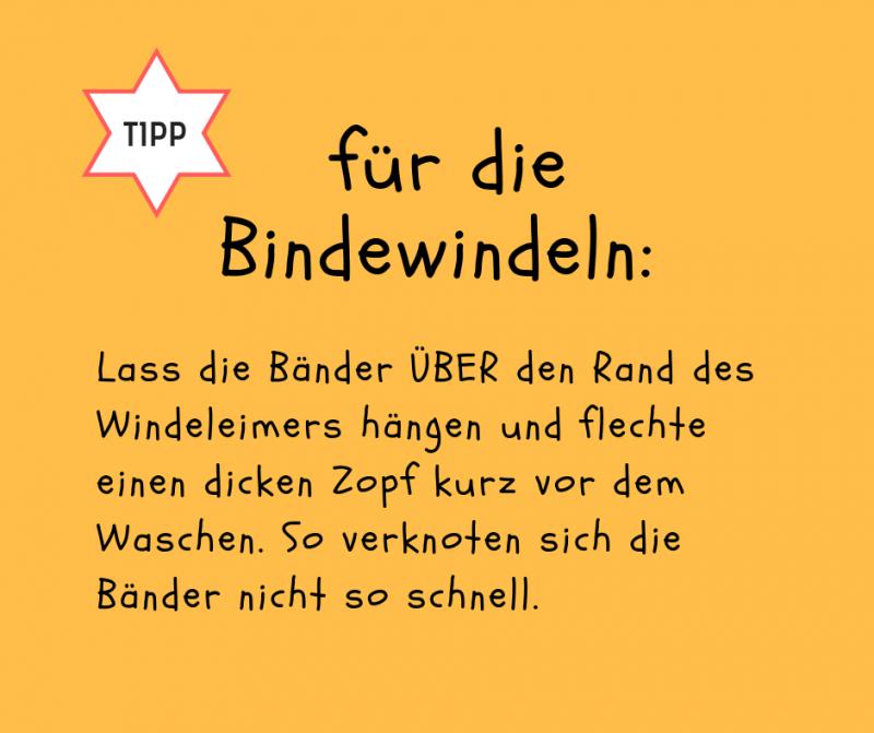 Disana Bindewindel / Strickwindel (5 Stück)