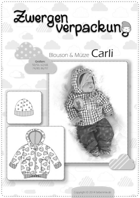 Zwergenverpackung Carli