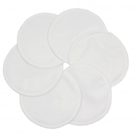 Imse Vimse Stilleinlagen Stay Dry weiß (3 Paar)