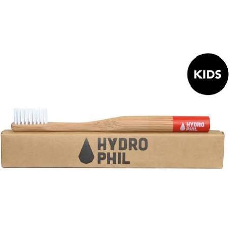 Hydrophil Kinder-Zahnbürste Bambus
