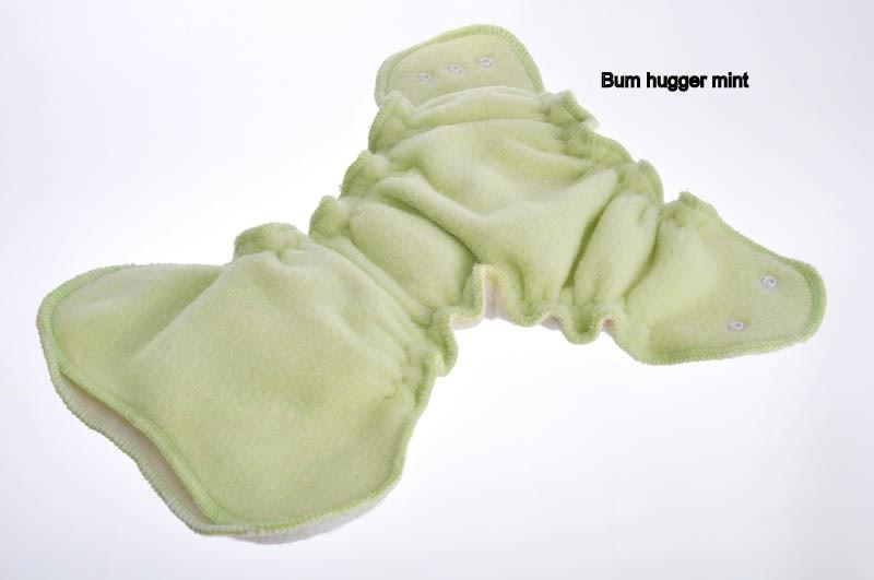 Bum Hugger Hanf Gr. S (mit Snaps)