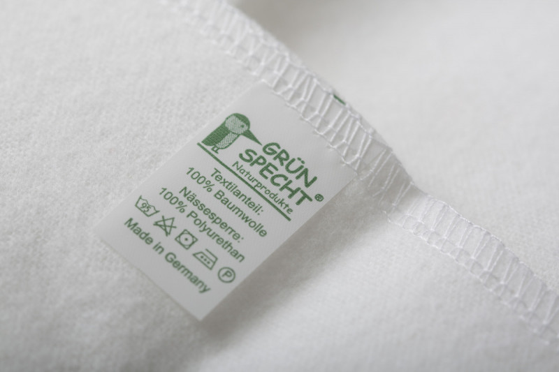 Bio-Betteinlage von Grünspecht