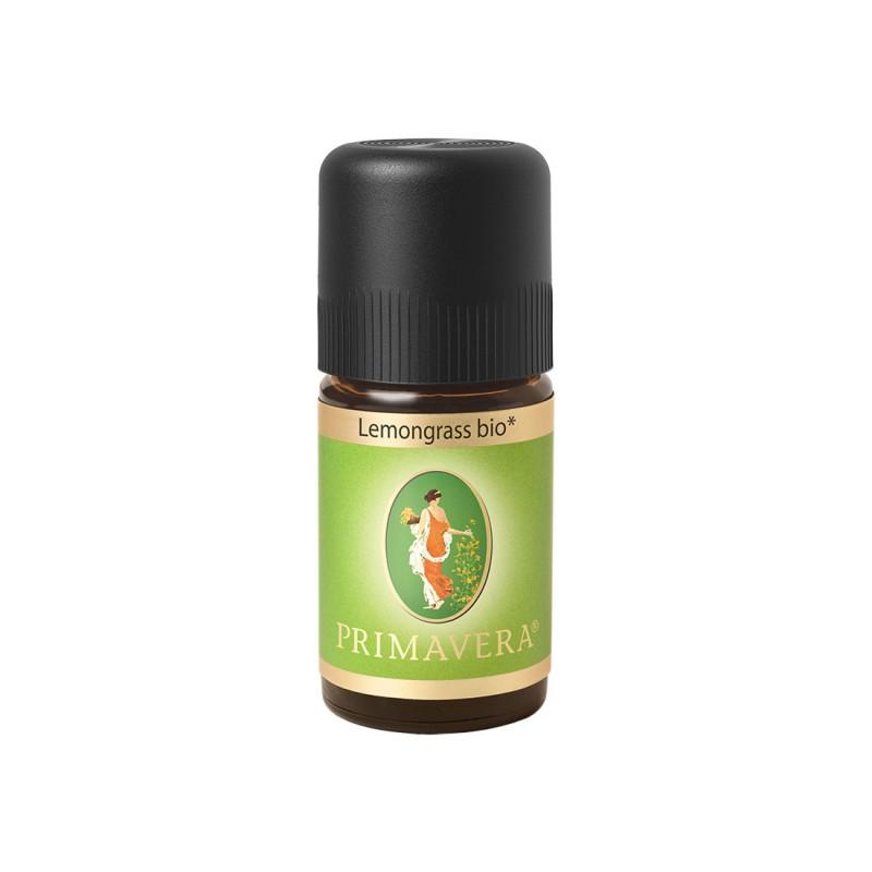 Primavera Lemongrass bio (5 ml)