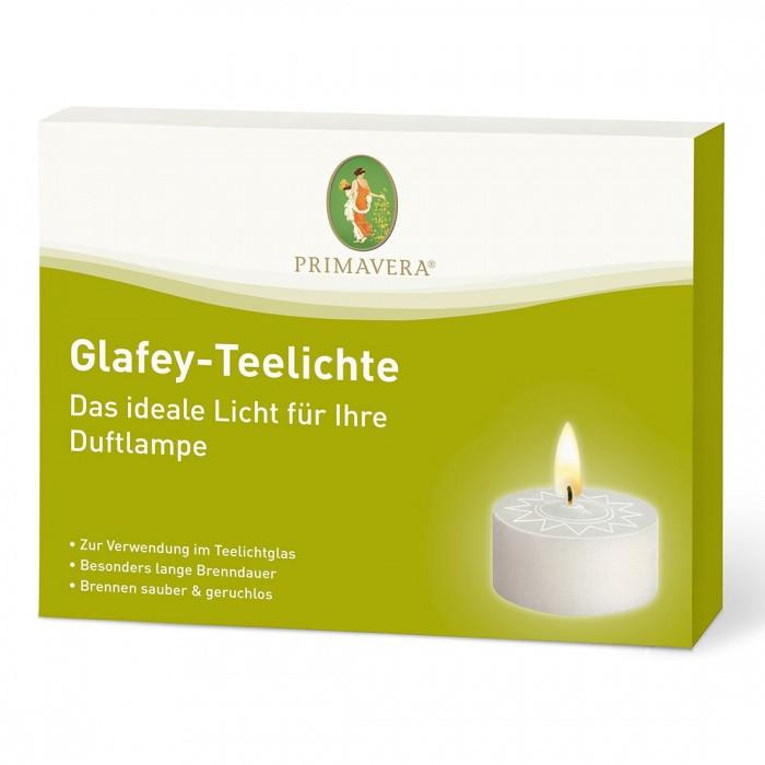 Glafey-Teelichte (12 Stück)