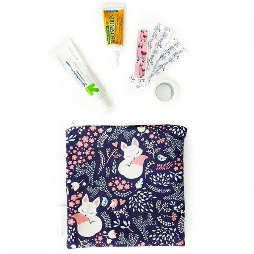 Itzy Ritzy Zipper Snack Bag