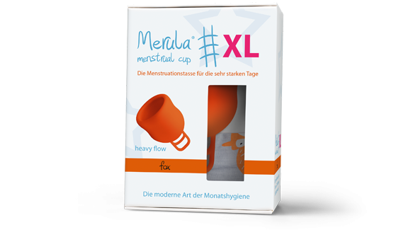 Merula Menstruationscup XL