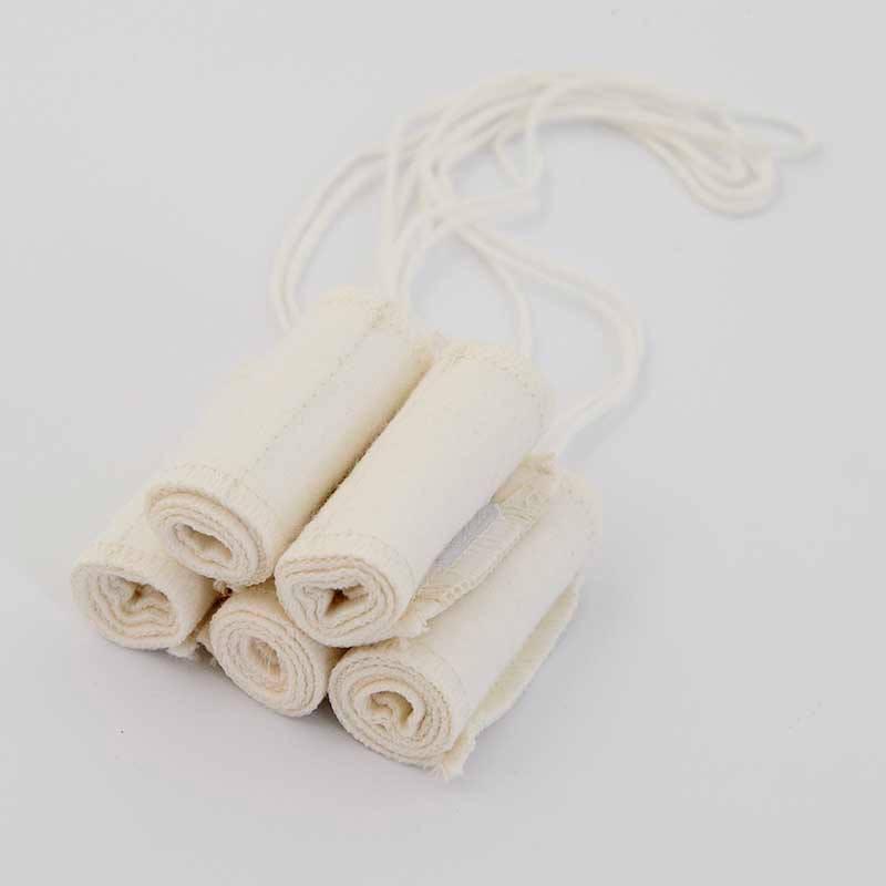 Waschbare Stofftampons (8 Stück, Imse Vimse)