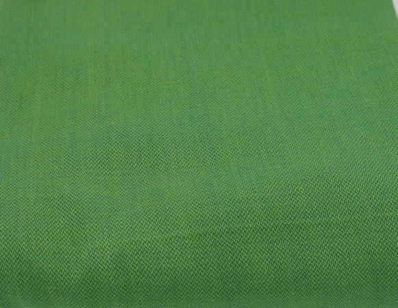Tragetuchstoff Green Spring (Kreuzköper)