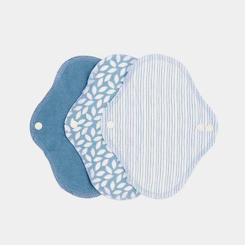 Imse Vimse Slipeinlagen (3 Stück) Uni oder Muster