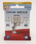 Organ Nadeln Jersey 70-100 (5 Stück)