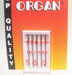 Organ Nadeln - Universal 80 bis 100 (5 Stück)