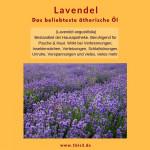 Lavendel bio (fein) 10 ml