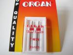Organ Zwillingsnadel 80