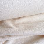 Frottee Bio-Baumwolle (leicht stretchig) (ab 20 cm)