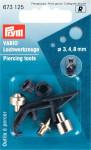 Prym Vario Lochwerkzeuge 3, 4 und 8 mm