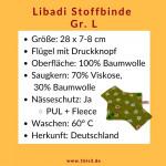 Libadi Gr. L (28 x 8 cm)