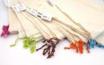 Bio-Baumwollbeutel 1 Stück in S oder L