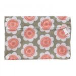 Pink Daisy Mini-Wetbag für Stoffbinden