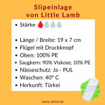 Little Lamb Slipeinlage