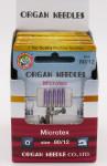 Organ Microtex Nadeln Stärke 80/12 (5 Stück)