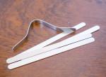 Metallbügel für Behelfsmaske (5 Stück)