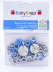 Jersey Druckknöpfe 10 mm (20 Sets, BabySnap)