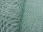 Netzstoff Bio-Baumwolle Mint