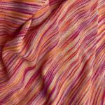 Hanfjersey orange-pink * 100% Hanf (Europa) *