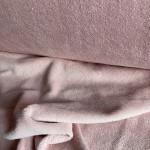 Superfeiner Frottee farbig (Bambusviskose/Polyester/Baumwolle)