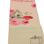 Furoshiki - Japanische Geschenktuch (Gr. S - 45 x 45 cm)